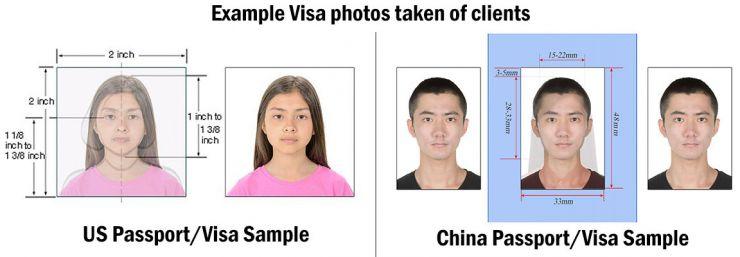 Passport Sample Image